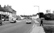 Toddington, High Street c1965