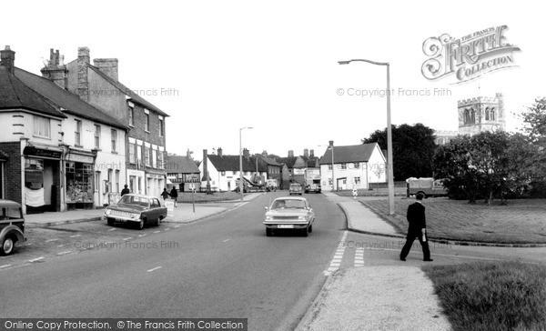 Photo of Toddington, High Street c1965