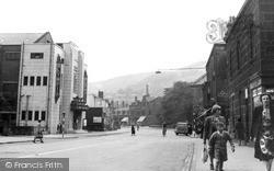 Todmorden, Burnley Road c.1950