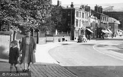 Burnley Road c.1955, Todmorden