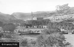 Todmorden, Burnley Valley c.1955
