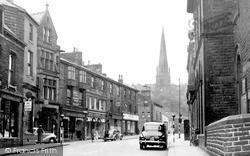 Church Street c.1950, Todmorden