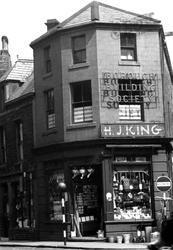 Church Street, Ironmongers c.1950, Todmorden