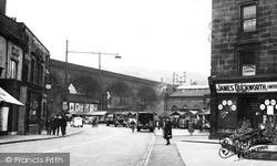 The Market 1951, Todmorden