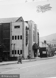 The Olympia, Burnley Road c.1950, Todmorden