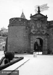 Toledo, Bisagra Gate 1960