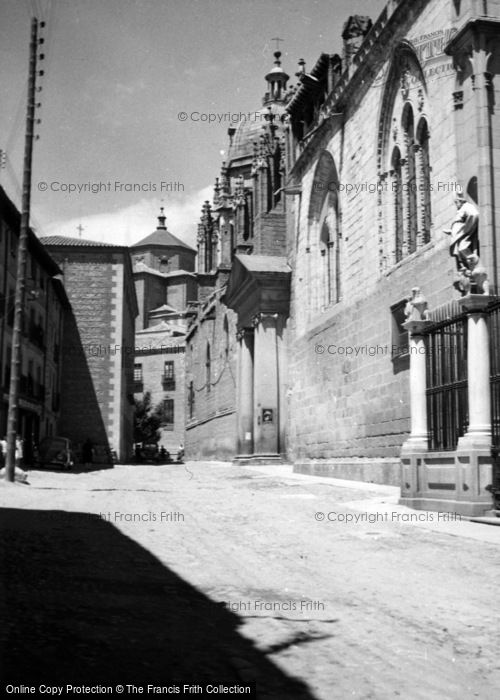 Photo of Toledo, Cathedral 1960