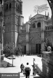Toledo, Cathedral 1960