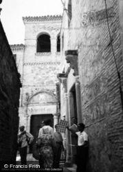 Toledo, El Greco's House 1960