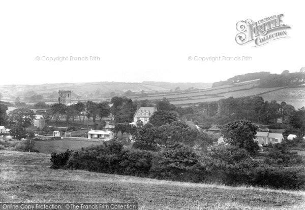 Photo of Toller Porcorum, General View 1906