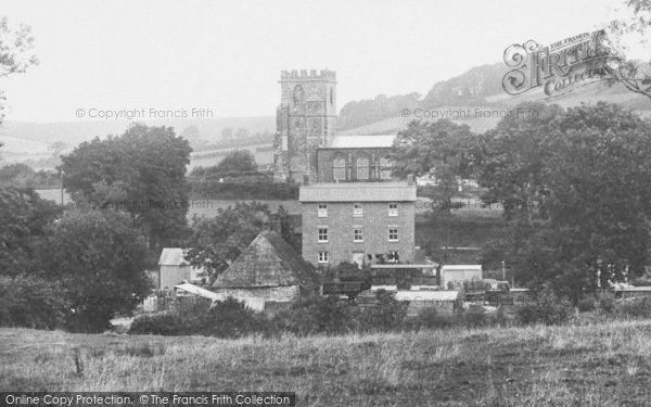 Photo of Toller Porcorum, The Church 1906