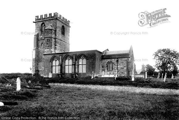 Photo of Toller Porcorum, The Church Of St Andrew And St Peter 1906
