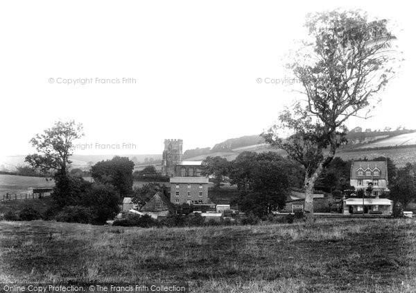 Photo of Toller Porcorum, Village 1906