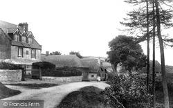 Toller Porcorum, Village 1906