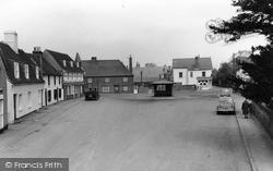 Tollesbury, Church Street c.1965
