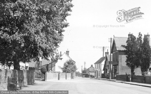 Photo of Tollesbury, East Street c.1960