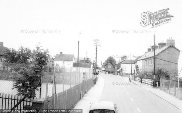 Photo of Tollesbury, East Street c.1960