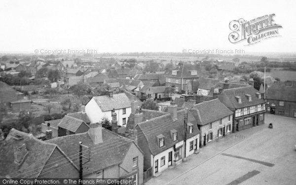 Photo of Tollesbury, General View c.1960
