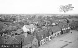 Tollesbury, General View c.1960