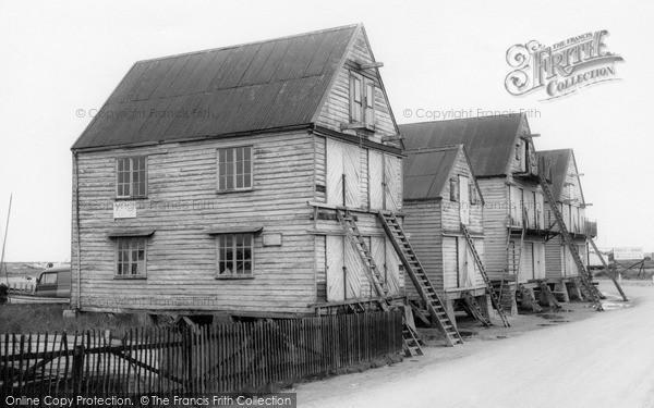 Photo of Tollesbury, Granary, The Hard c.1965