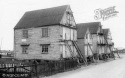 Tollesbury, Granary, The Hard c.1965