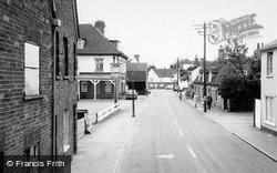 Tollesbury, High Street c.1965