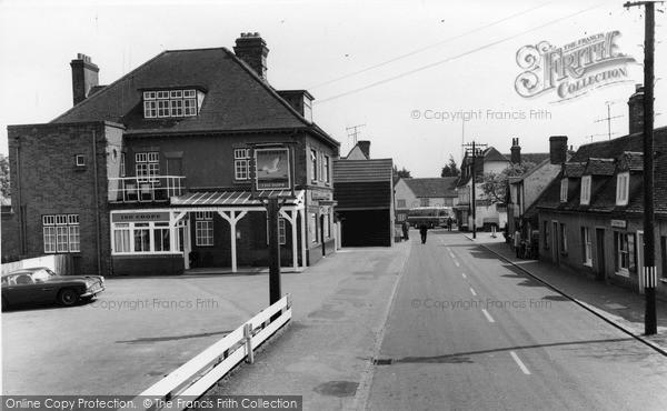 Photo of Tollesbury, High Street c.1965