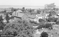 Tollesbury, Looking North East c.1960