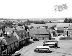 Tollesbury, Looking North West c.1960