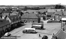 Tollesbury, Market Place c.1960