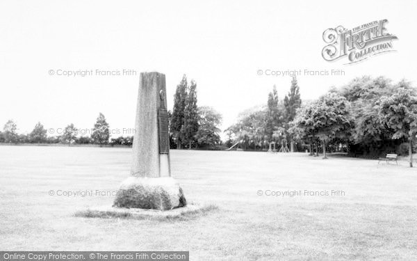 Photo of Tollesbury, Memorial And Sports Field c.1960