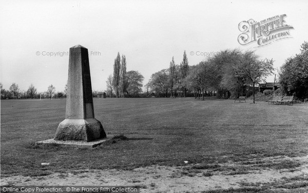 Photo of Tollesbury, Recreation Ground c.1965