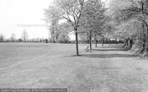 Photo of Tollesbury, Recreation Ground c.1965
