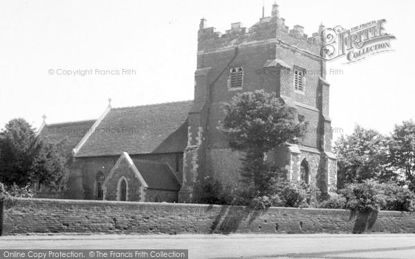 Photo of Tollesbury, St Mary's Church c.1960