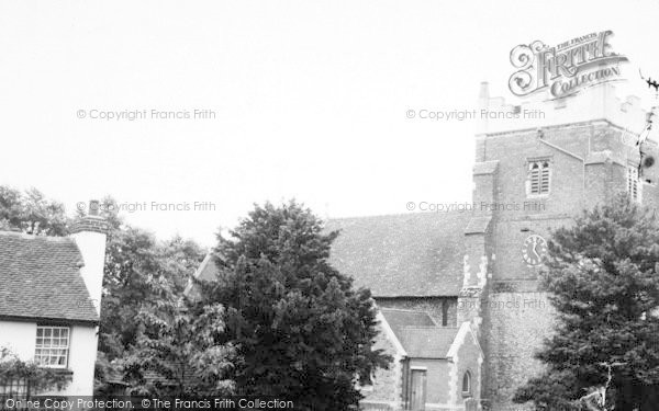 Photo of Tollesbury, St Mary's Church c.1965