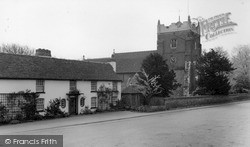 Tollesbury, St Mary's Church c.1965