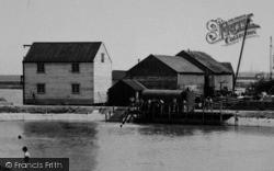 Tollesbury, Swimming Pool c.1960