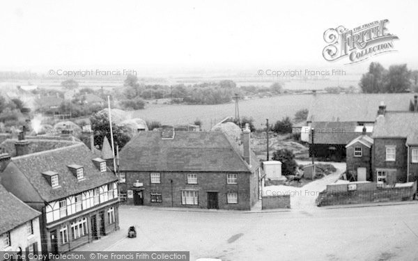 Photo of Tollesbury, The Square c.1960