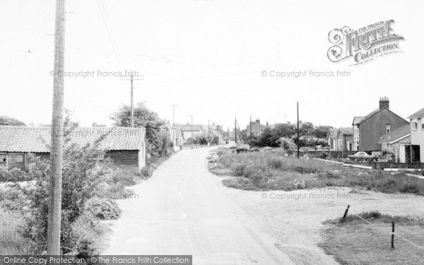 Photo of Tollesbury, West Street c.1960
