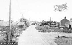 Tollesbury, West Street c.1960