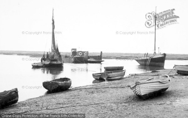 Photo of Tollesbury, Woodrolfe c.1955