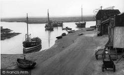 Tollesbury, Woodrolfe c.1955