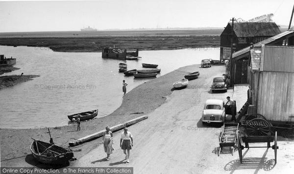 Photo of Tollesbury, Woodrolfe c.1960