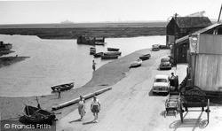 Tollesbury, Woodrolfe c.1960