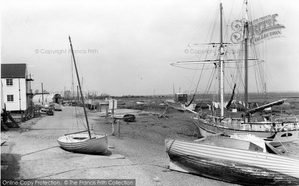 Photo of Tollesbury, Woodrolfe c.1965