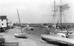 Tollesbury, Woodrolfe c.1965