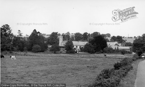 Photo of Tolpuddle, General View c.1955