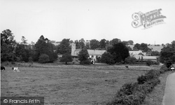 Tolpuddle, General View c.1955