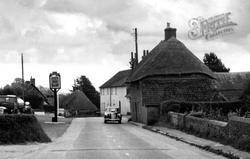 Main Street c.1955, Tolpuddle
