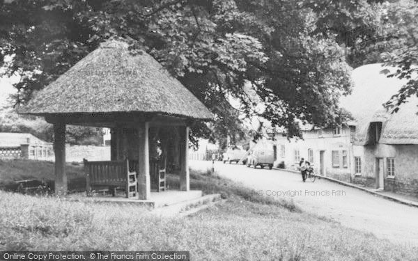 Photo of Tolpuddle, Martyrs Seat c.1960